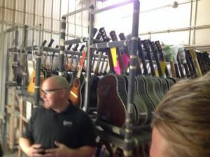 305 - Gibson Acoustic Factory Tour - Bozeman MT