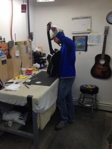 295 - Gibson Acoustic Factory Tour - Bozeman MT