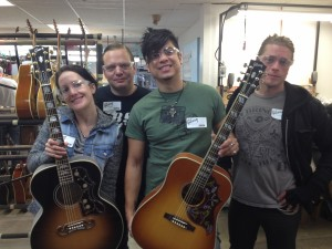 299 - Gibson Acoustic Factory Tour - Bozeman MT