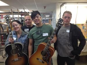 299 - Gibson Acoustic Factory Tour - Bozeman MT