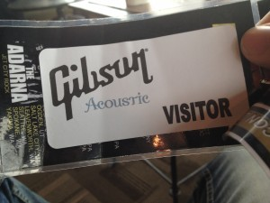 291 - Gibson Acoustic Factory Tour - Bozeman MT