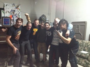 330 - Backstage at the Crux in Boise ID