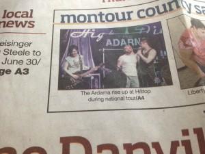 081 - Featured in Danville News