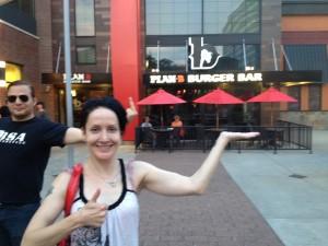 110 - Plan B Burgers, Stamford CT