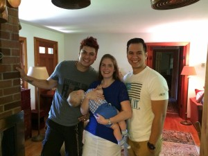 046 - Getting to see some fam on the road