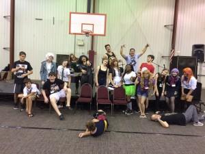 054 - Graduating class of Zombie Apocalypse 2015