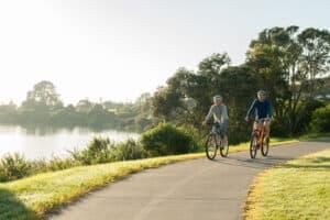 Orewa Cycleway - By The Grove Orewa