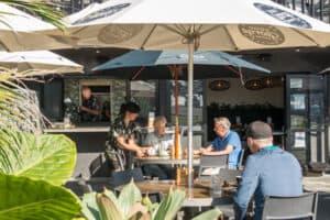 Orewa Restaurants and cafes - minutes to The Grove Orewa