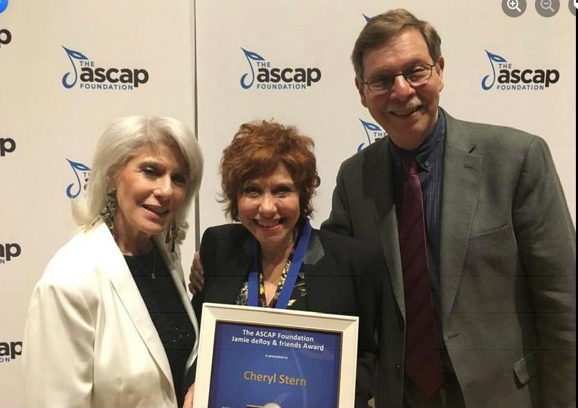 ASCAP Cheryl Stern
