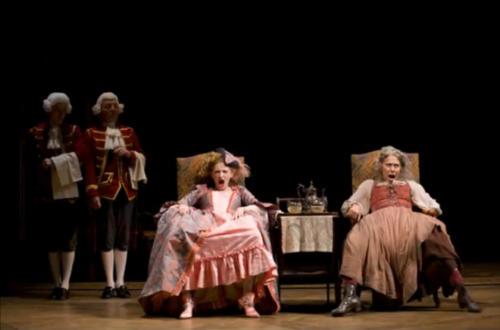 Candide at NY City Opera