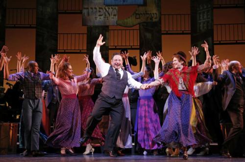 Fiorello at Encores/NY City Center