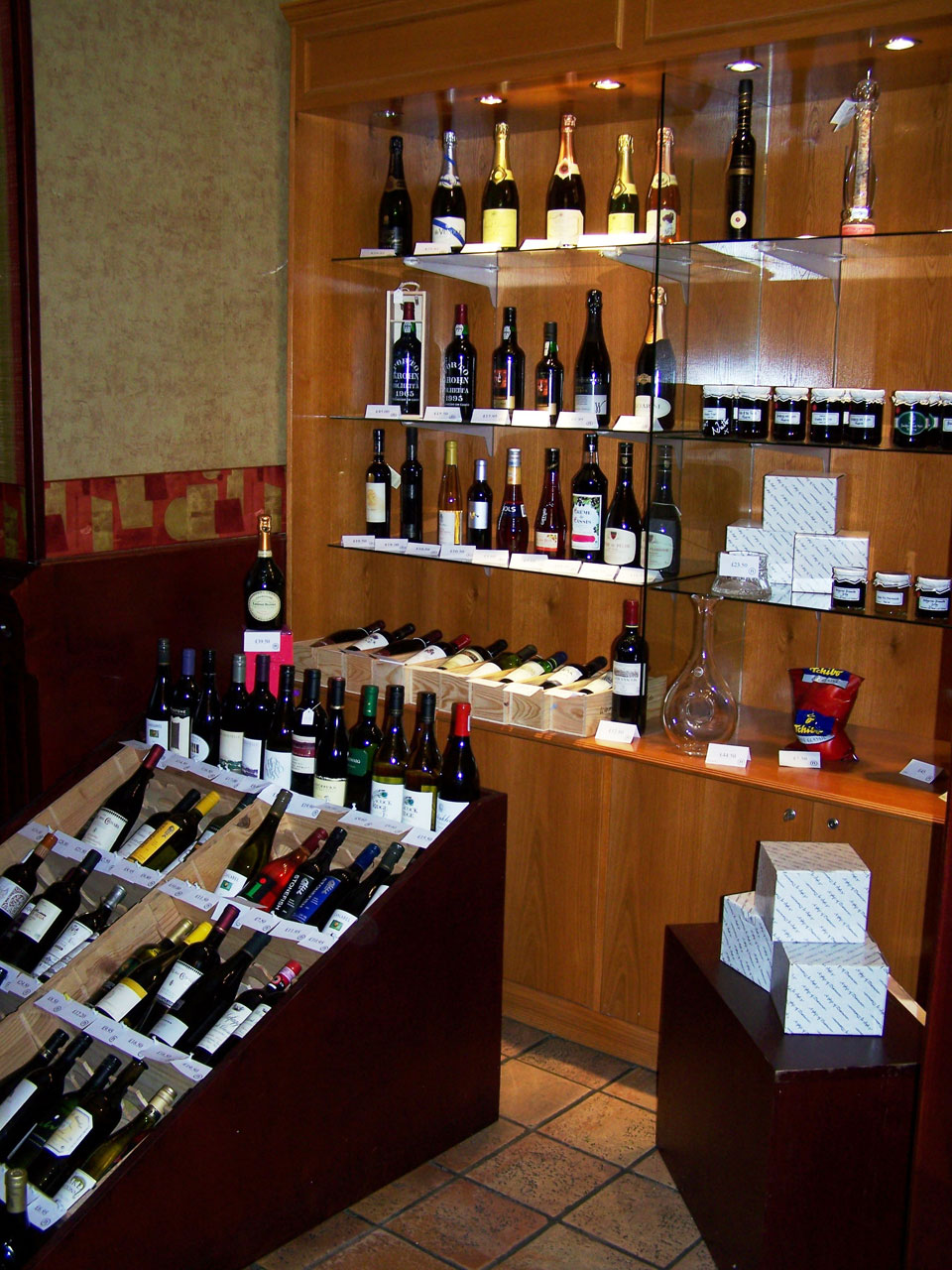 Pre-Stock Wine Bill passes