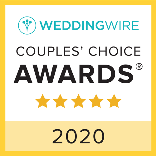 Wedding Wire Couples Choice Awards 2020