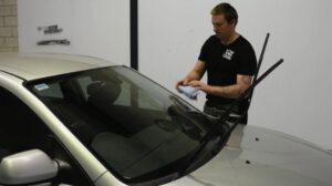 Learn how to tint windows on cars training course
