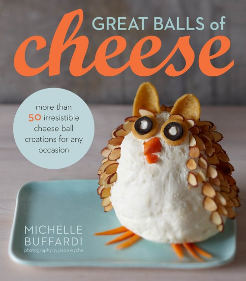 Great Balls of Cheese - Cover
