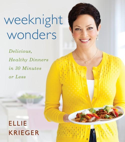 Weeknigh Wonders - Ellie Krieger - Cover - HR