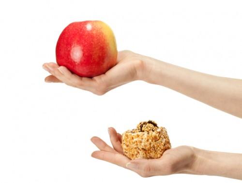 Healthy or unhealthy food?
