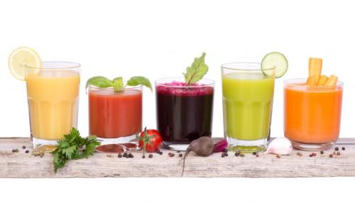many juices