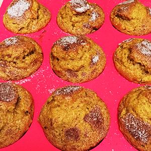 Pumpkin Muffins_Lexi