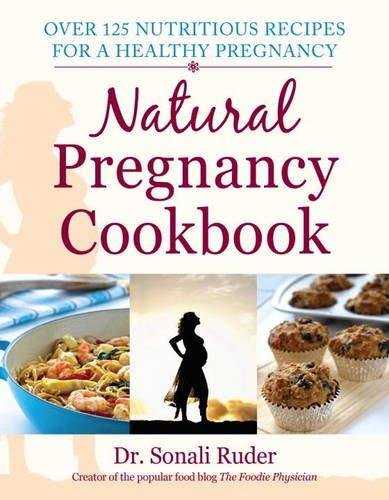 Natural Pregnancy Cookbook Cover
