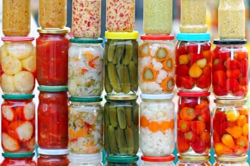 Pickle vegetables