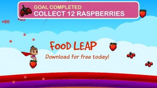 Food Leap Berries