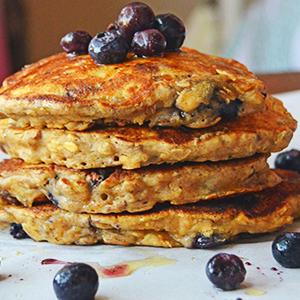 Blueberry Pancakes_OATS