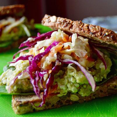 chickpea sandwich 400