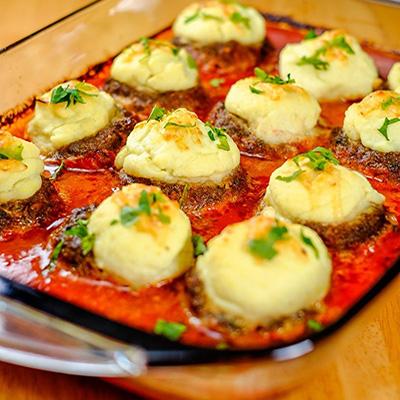 cauliflower-stuffed-meatballs