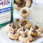 almond-butter-blossom-cookies