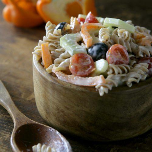POST 6_Pasta Salad