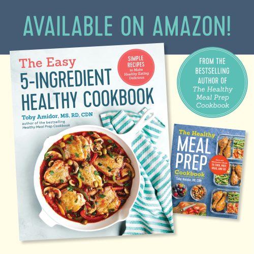 Easy 5 Ingredient Healthy Cookbook_Instagram