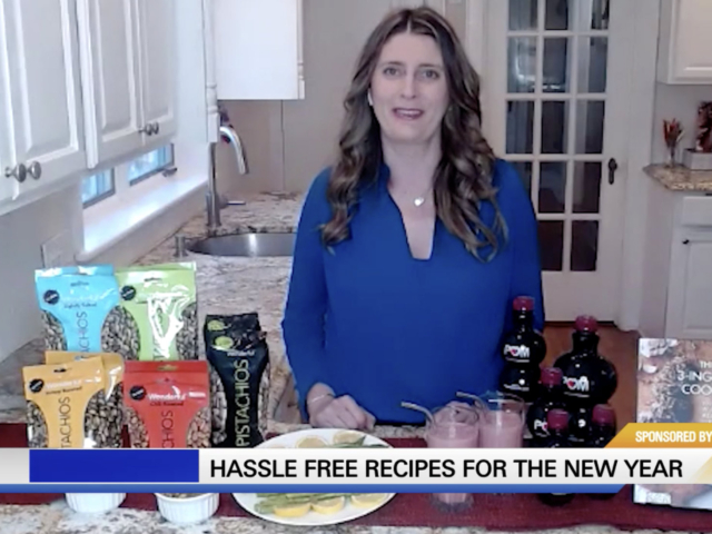 RDTV shares hassle free recipes for the New Year