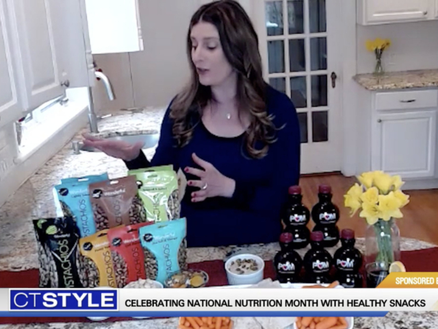 RDTV Celebrates National Nutrition Month with Healthy Snacks!