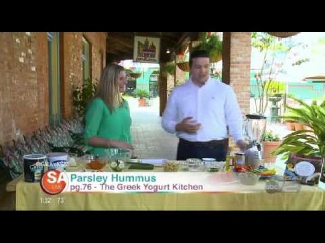 Make A Healthier Snack With Greek Yogurt, SA Live