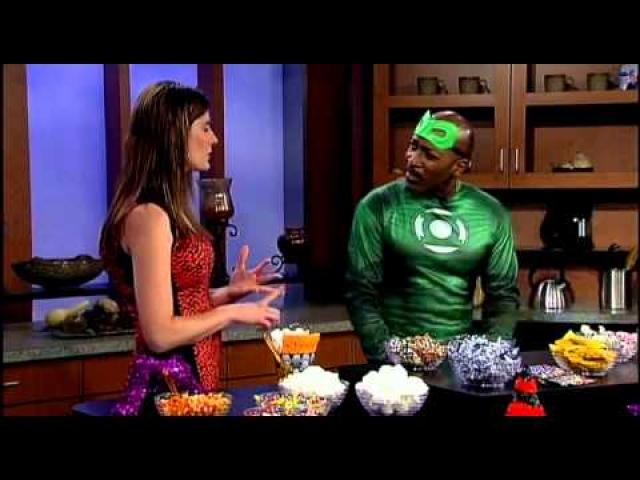 Healthier Halloween Treats, Good Day Street Talk Fox5 NY