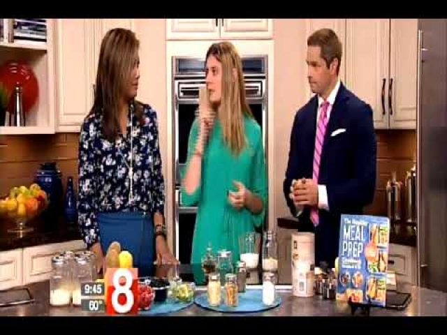 8 Minute Meals: Overnight Oats, Good Morning Connecticut WTNH ABC