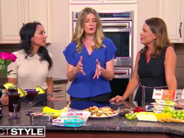 In The Kitchen: Toby Amidor with RDTV helps make the Labor Day memorable (August 2019)