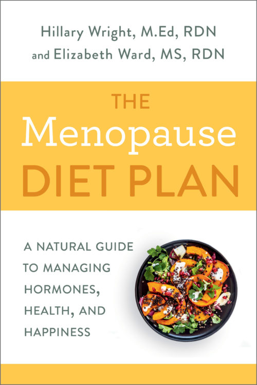 Book Review: The Menopause Diet Plan