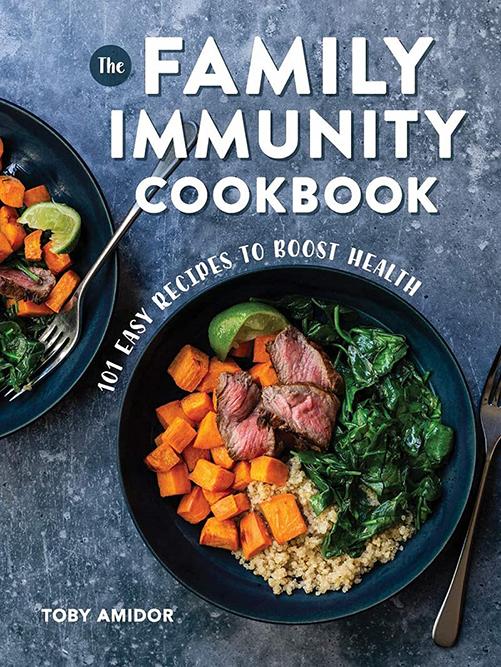 The Family Immunity Cookbook