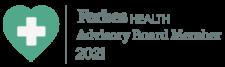 Forbes Health Advisory Board Member 2021