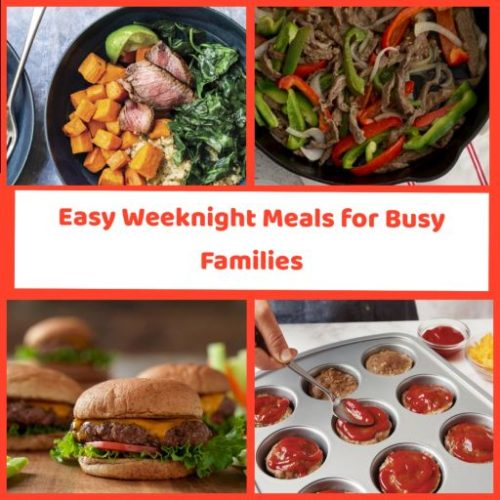 5 Easy Weeknight Beef Meals for Busy Families