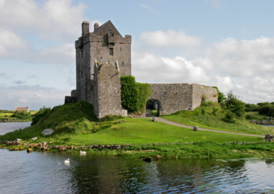 Dunguaire Castle, Kinvara Bay, Galway
