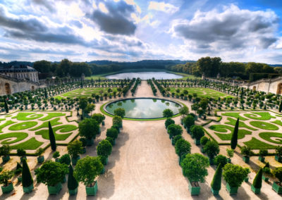 The Incredible Versailles Gardens