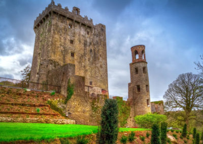 Medieval Blarney Castle in Co. Cork, Ireland