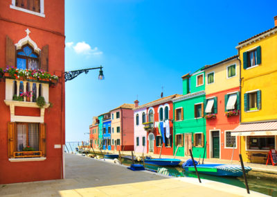 Colorful, Timeless Burano