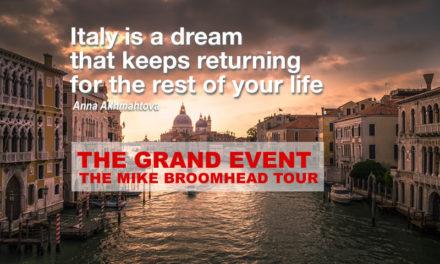 THE GRAND EVENT: Rome, Florence, Tuscany, Pompeii, San Gimignano, Milan, Siena, Venice
