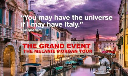 THE GRAND EVENT: Rome, Florence, Tuscany, Pompeii, San Gimignano, Cinque Terre, Venice