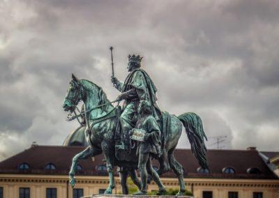 Statue of Ludwig I of Bavaria