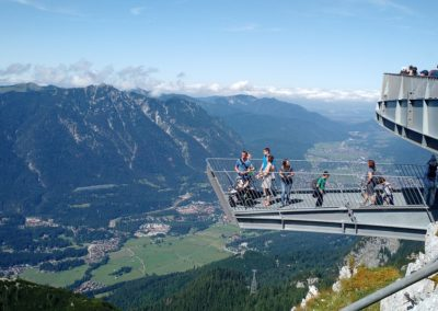 At the Top of Garmisch-Partenkirchen
